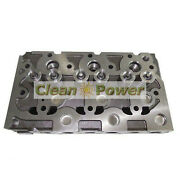Complete Cylinder Head For Kubota L245 L245dt L245c In-direct Injection
