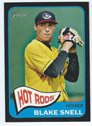 2014 Topps Heritage Minors Black Parallel Rc - You Pick From List - Rookie /105