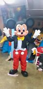 Mickey Mouse Mascot Costume Party Character Kids Birthday Halloween Cosplay