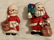 Vintage Home Interiors Mr And Mrs Santa Claus