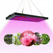 600w Led Grow Light Full Spectrum Panel Lamp With Ir And Uv Led For Greenhouse Ng