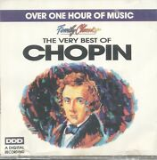Frederic Chopin 1810-1849 - The Very Best Of Chopin Cd Dp018