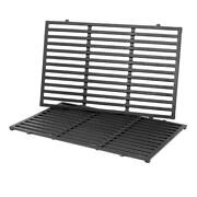 Weber Replacement Cooking Grates Porcelain-enameled Cast Iron Gas Grill 2-pack