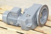 Nord Sk100l/40 Nm35712700/0626 Sk3282afsh-100l/40 Gear Motor - Mint Condition