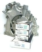 Set Of Oil Pump And Full King Bearings Fit To Tdv6 2.7 3.0d V6