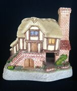 David Winter Cottages Whileaway Cottage Mib Coa  Guild Piece 15 Signed