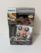 Homedics Therapist Select Quad-action Percussion Massager W/ Infrared Heat Pa-q