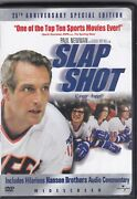 3 Dvdand039s Slap Shot 1-2-3 + Dave Hansonand039s Book The Best Sports Movies Ever Made