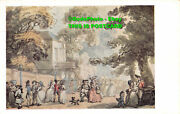 R078564 Thomas Rowlandson. Entrance To The Mall. Spring Gardens. Victoria And Al