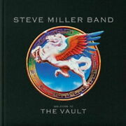 Steve Miller Welcome To The Vault Deluxe Box Set Hardcover Book, 3 Cds/1 Dvd