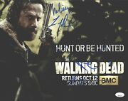 Andrew Lincoln Norman Reedus +8 Signed 11x14 The Walking Dead Authentic Jsa Loa