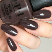 Opi Nail Polish Lacquer Nails Thatand039s What Friends Are Thor Nl I54 Brown Shade