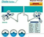 Ossio 403 Examination Ot Light Operation Theater Led Surgical Lamp Dual Light @and