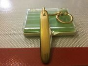 Vintage 1970andrsquos Colonial Provide. Ri Advertising Pocket Knife Keychain