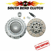 Southbend Stage 2 Ceramic Clutch Kit For 99-03.5 Ford Powerstroke7.3l Zf 6speed