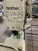 Brother Industrial Button Hole Sewing Machine W/ Table