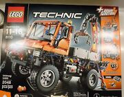 Lego 8110 Technic Power Functions Included Unimog Mercedes Benz Remote Control