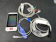 Mindray Benevision Td60 Telemetry W/ Spo2 + 5 Lead Ecg Cables