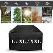 Bbq Grill Cover L Xl Xxl Gas Barbecue Heavy Duty Protection Waterproof Outdoor