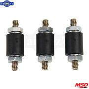 Msd Vibration Mounts For Pro Power Coil- 3 Pack