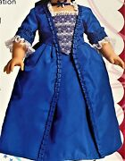 American Girl Felicity Holiday Gown Nrfb