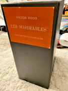 Signed Limited Victor Hugo Les Miserables Limited Edtions Club