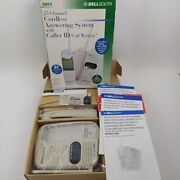Bellsouth 25 Channel Cordless Answering System With Caller Id/call Waiting