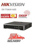 Hikvision Ids-7716nxi-i4/8s Human Body Detection Deepin Mind Series Hd Video