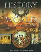 History Of The World Updated Version By John Whitney Hall 2013 Hardcover [d]