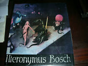 Hieronymus Bosch By Charles De Tolnay And Outlet Book Company Staff 1966,...