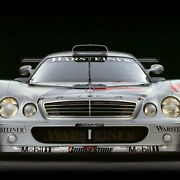 Mercedes Clk Gtr 1998 Front View By Rick Graves