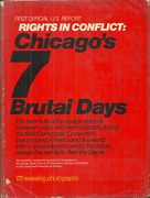 Rights In Conflict - Daniel Walker - 1968 Democratic Convention Riot In Chicago