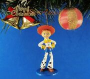 Decoration Ornament Xmas Tree Home Decor Disney Toy Story Posable Jessie Or_a587