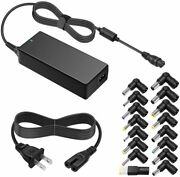Ac Adapter Universal Laptop Charger For Hp Dell Toshiba Ibm Laptop Chromebook