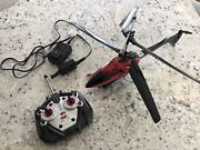 Air Hogs Gryphon Rc Helicopter With Remote And Charger Like New