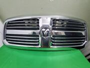 2013 2017 Dodge Ram 1500 Grille Grill With Emblem 13 17 Oem Chrome Has Bubbling