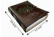 Tree Of Life Handmade Leather Journal Vintage Crafted Notebook 10 Just In 100