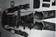 Resident Evil Raccoon City Costume Made To Individual Measurements / Lupo Mask