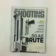 December 2015 Shooting Times Magazine .50 Ae Brute Ruger Mini-14 .300 Blackout