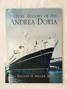 Picture History Of The Andrea Doria By William H. Miller Jr.