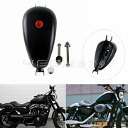 For Harley Sportster Xl 883 Iron 883 07-19 3.3 Gallon Smooth Efi Fuel Gas Tanks