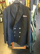 Army Surplus Cheif Petty Officer Naval Jacket. Chest 38