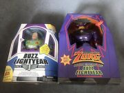 Toy Story Signature Collection / Disney Buzz Lightyear And Zurg