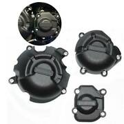 Engine Cover Protection Case Motorcycles Cap Fit For Kawasaki Z800 2013-2014