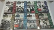 The Three Stooges Collection Dvd Volume 1-8 All Unopened/sealed Kn1021422