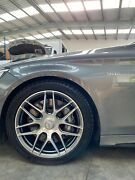 Mercedes S63 2018 W217 Genuine Wheels And Tyres