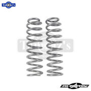 Rubicon Exp 2.5-3.5 Lift Front Coil Springs For 2020 Jeep Gladiator Jt Silver