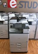 Ricoh Mp C2003 - Print/scan/fax - Finisher Included Color And Bandw