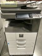 Sharp Mx-m266n - Copier- Printer- Scanner- Fax Low Meter/finisher Included
