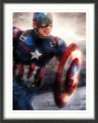 Mark Davies - Captain America I Can Do This All Day -in Stock Immediate Dispatch